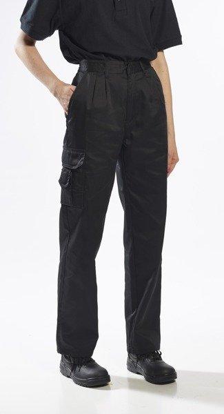 4f7aa073d04d86 Spodnie robocze damskie bojówki C099 Portwest - Sklep internetowy ...